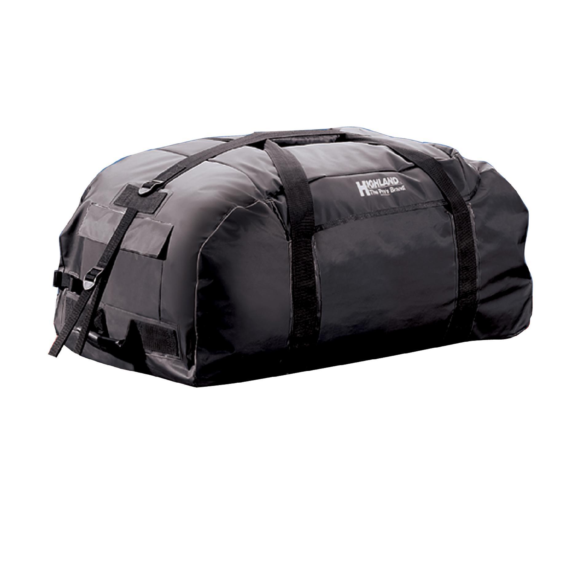 Highland Car Top Luggage Waterpr00f Rollng Duffel Bag - Automotive Exterior Accessories