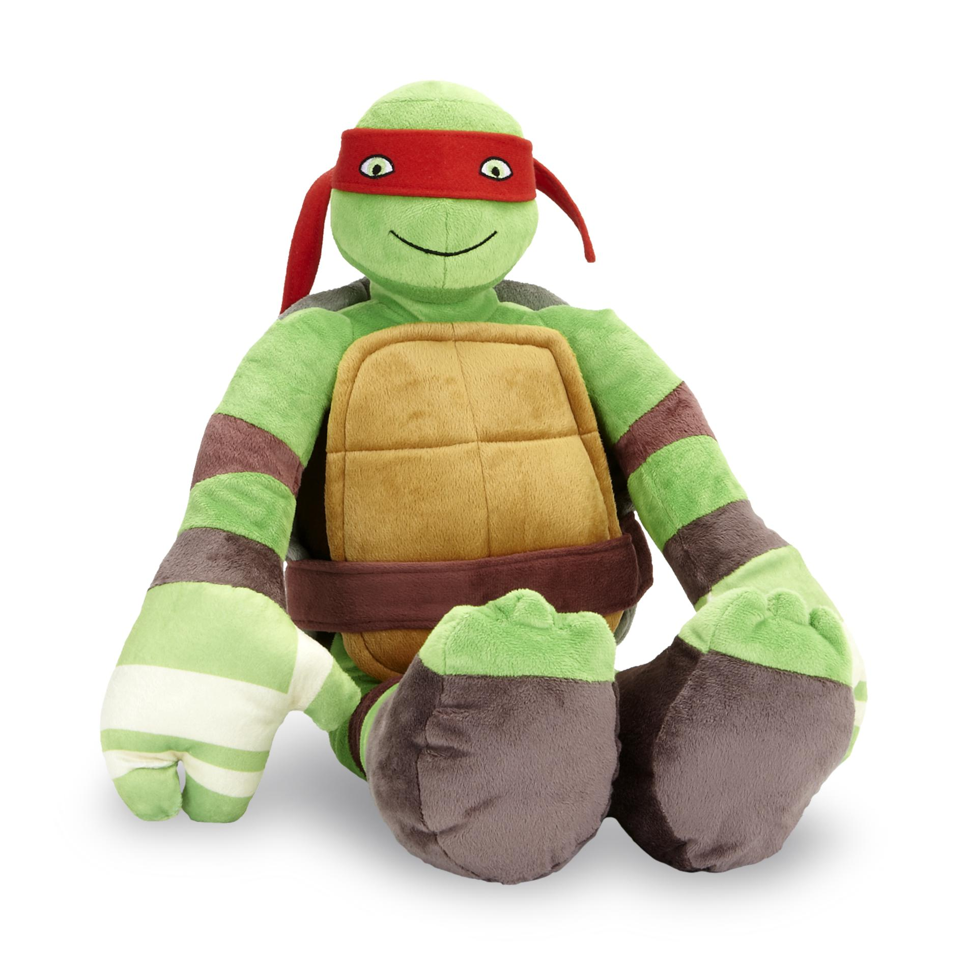 Teenage Mutant Ninja Turtles Cuddle Pillow Raphael