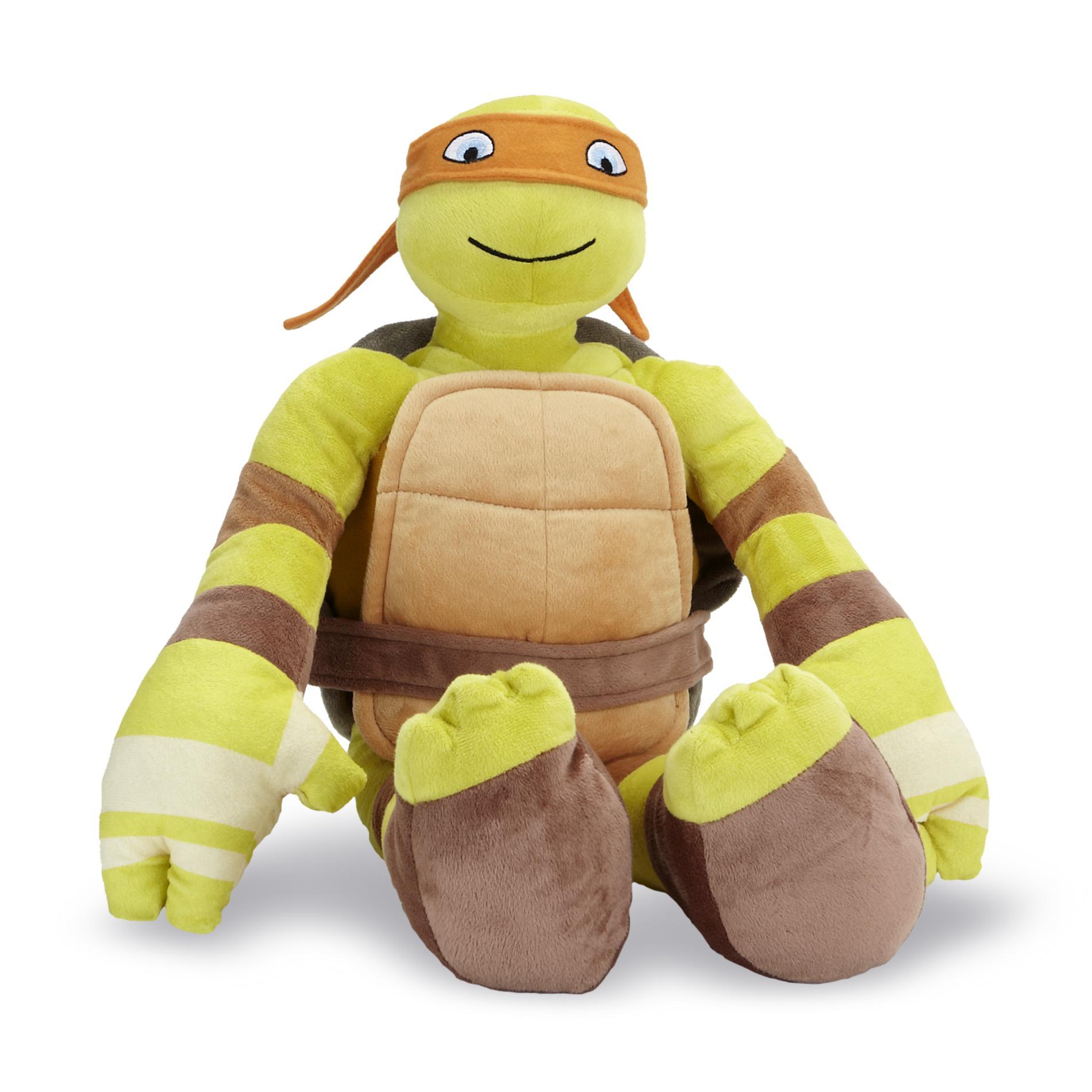 Mutant Ninja Turtle Cuddle Pillow: Best Cuddle Buddy Only
