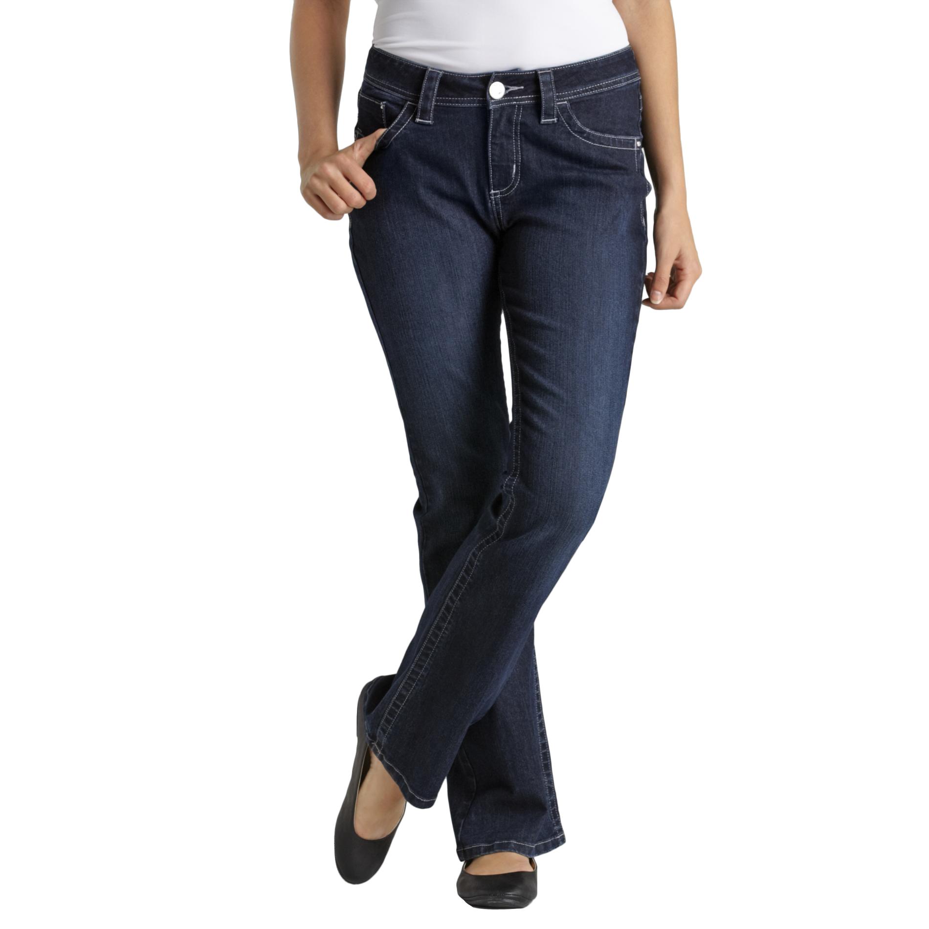 Lee Women' Curvy-fit Bootcut Jeans