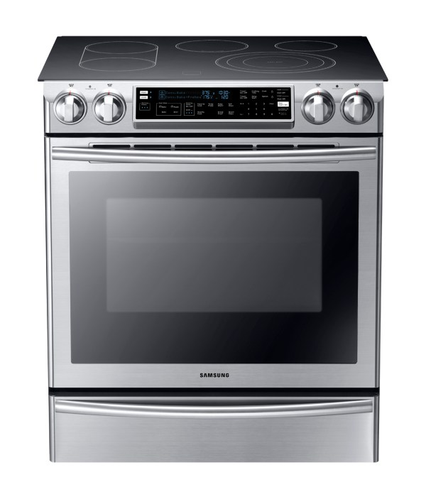 "Jenn-air - Jes9800cas 30"" Slide-in Electric Downdraft"