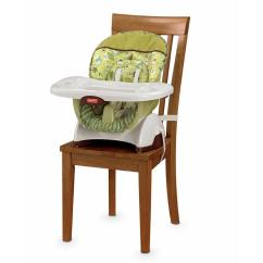 Dining Chair Booster Seat Kmart Covers For Sale Nz Fisher-price Space Saver High - Scatterbug