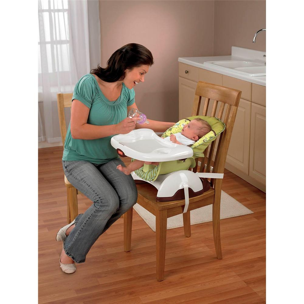 fisher price space saver chair wooden swivel desk high coco sorbet