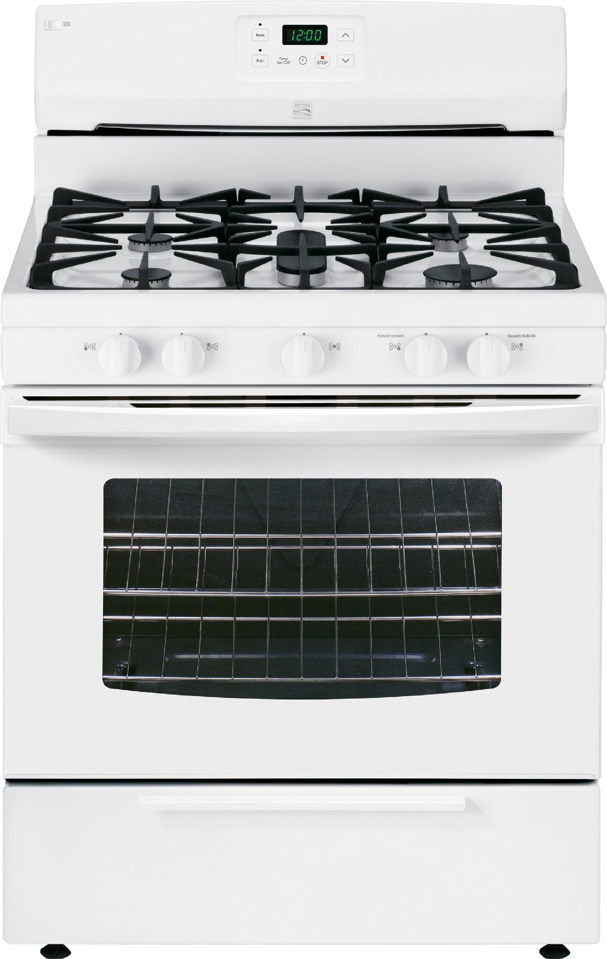 Kenmore Kenmore 3 Piece Kitchen Suite  White  Appliances