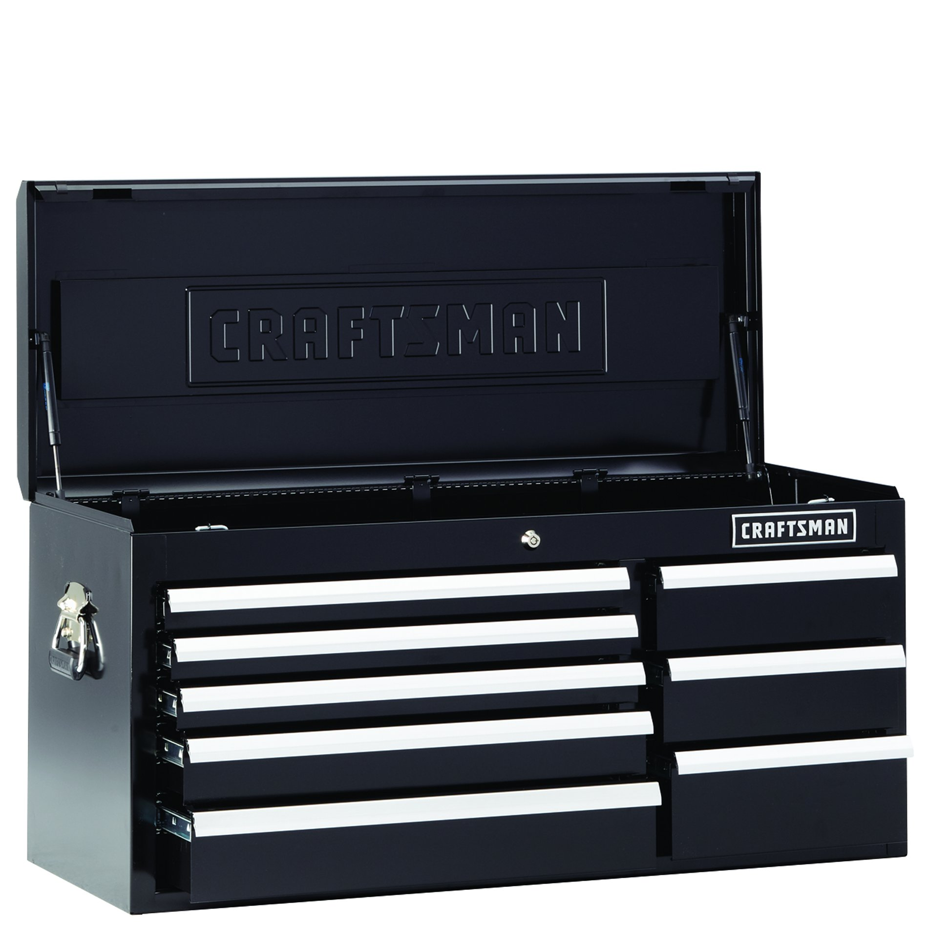 replacement kitchen drawer box knobs and handles black craftsman heavy duty top chest tool storage from sears