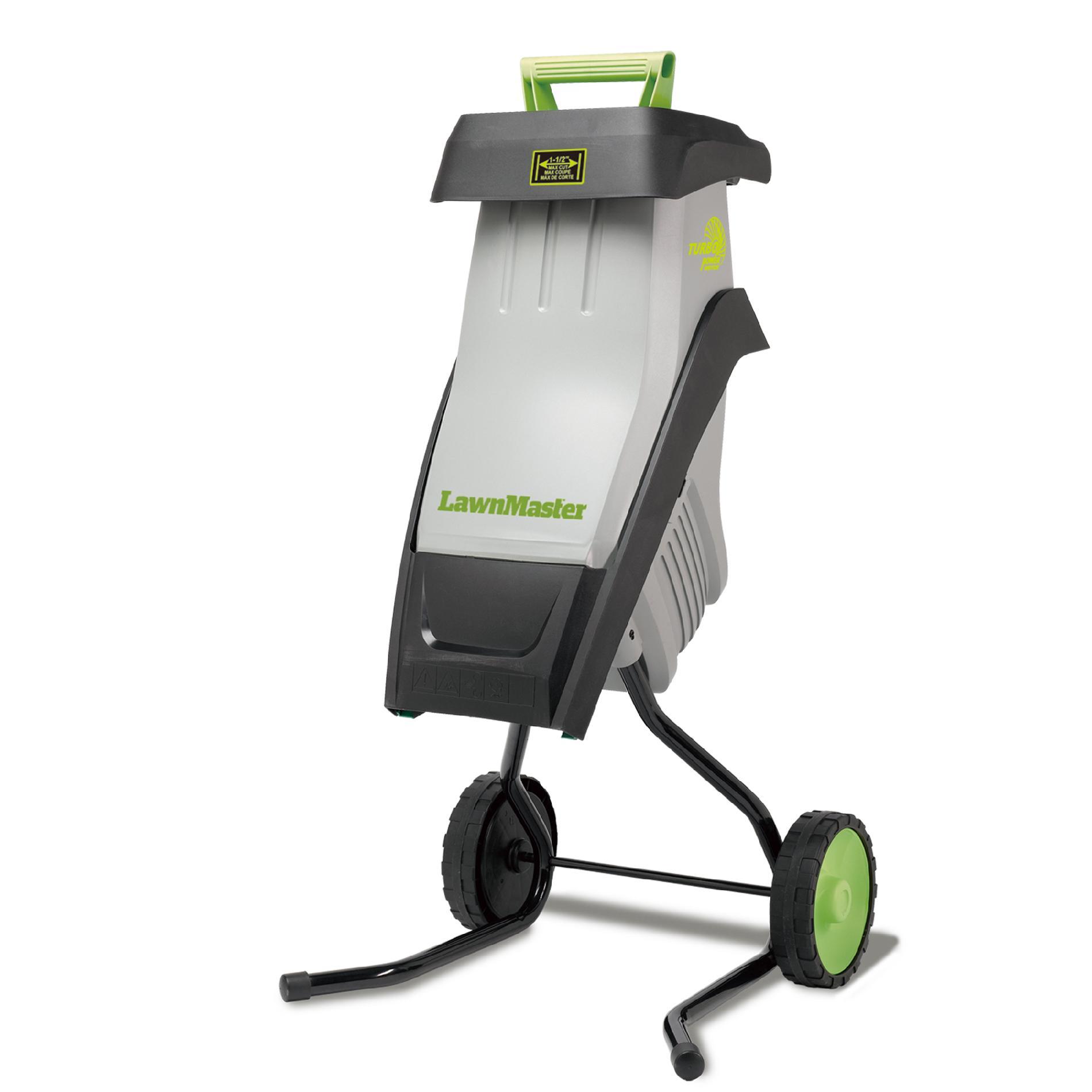 Leaf Vacuum And Shredder
