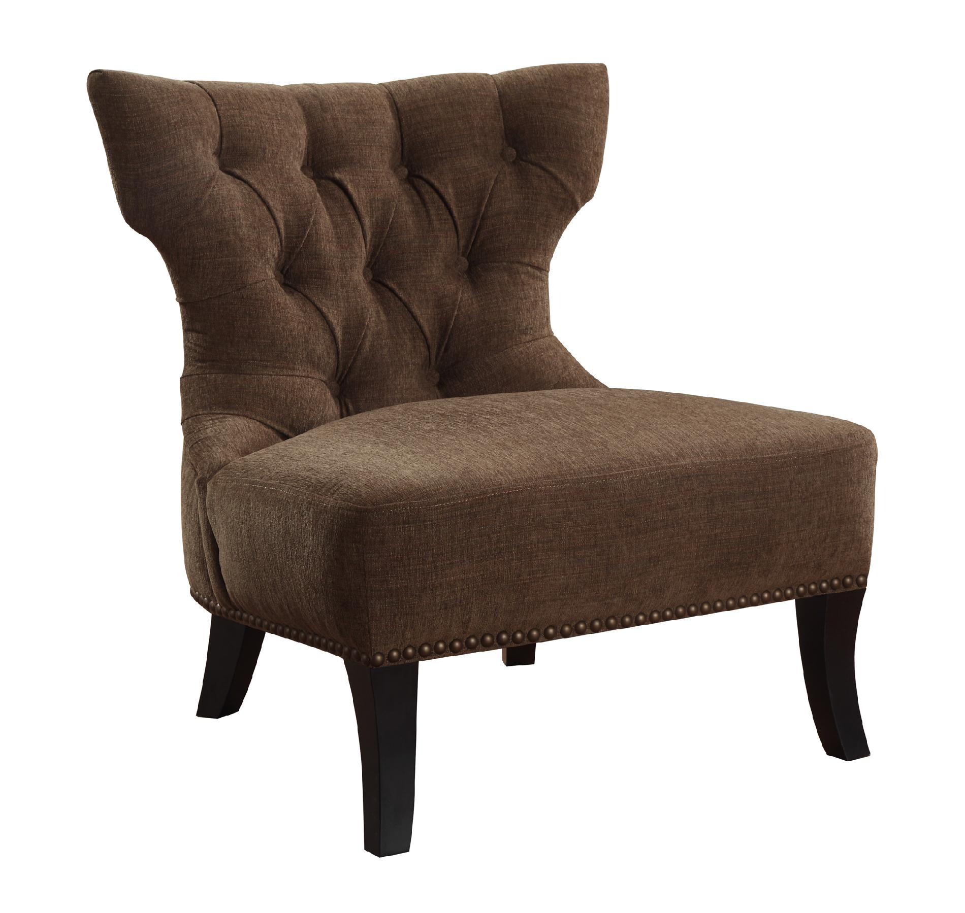 Brown Accent Chairs Monarch Specialties Accent Chair Brown Swirl Fabric