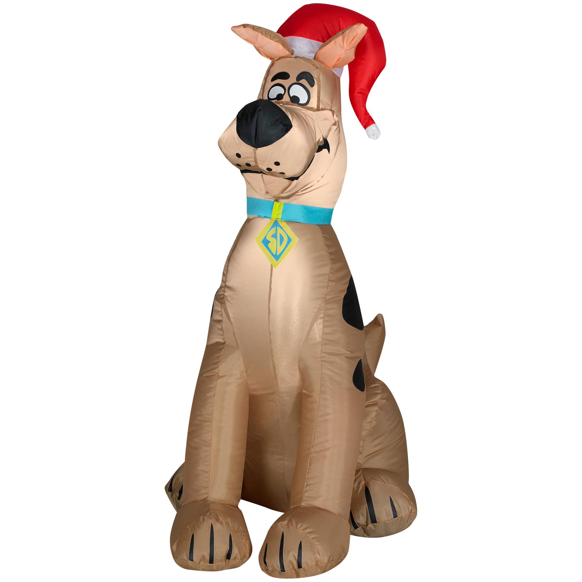 Outdoor Inflatable Scooby Doo