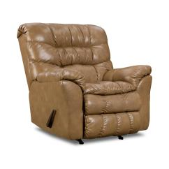 Sears Lounge Chairs Swivel Chair Ghana Simmons Upholstery Bonded Leather Recliner Shop Living