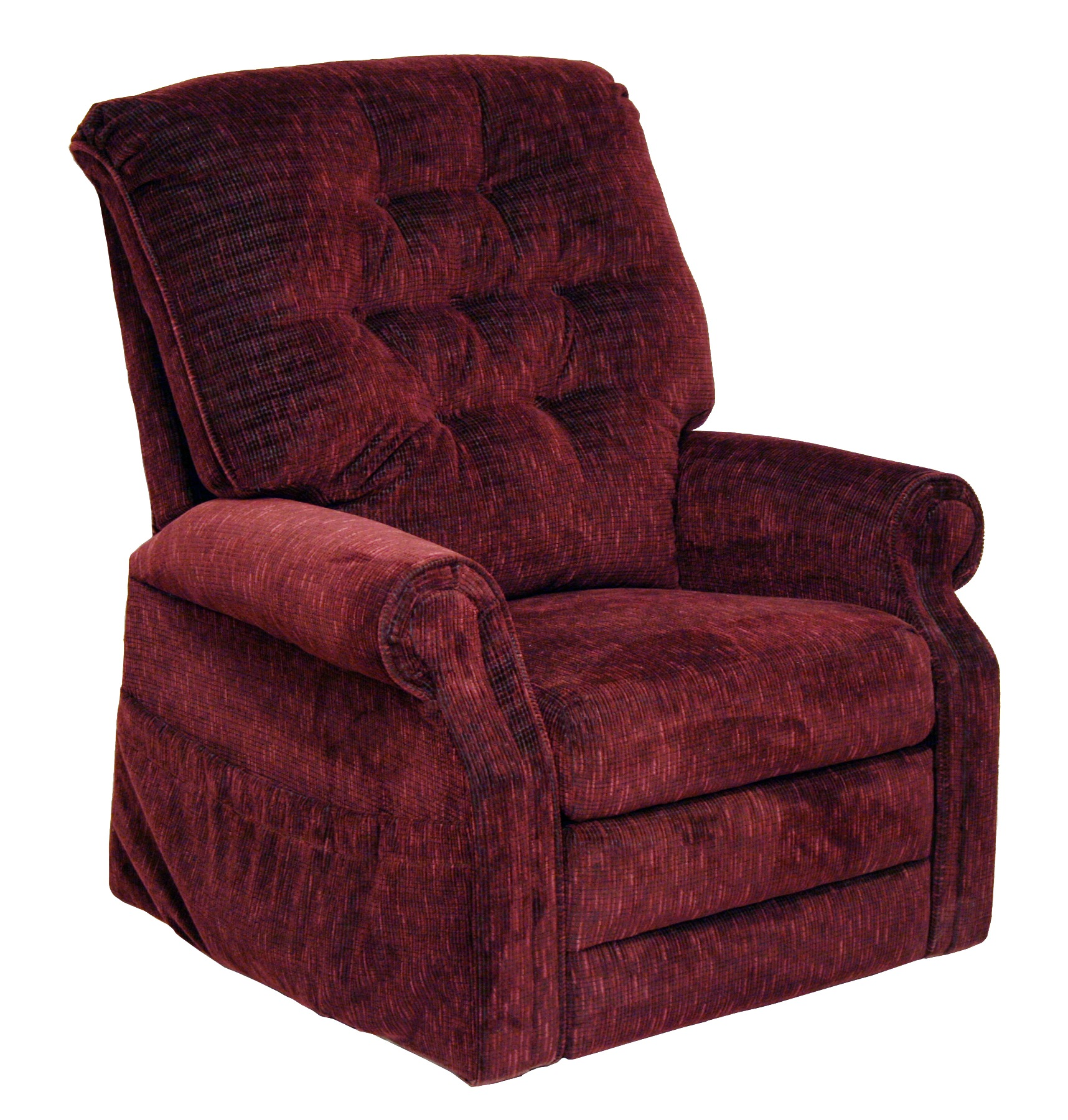 sears recliner chairs porch rocking made in usa catnapper patriot power lift vino