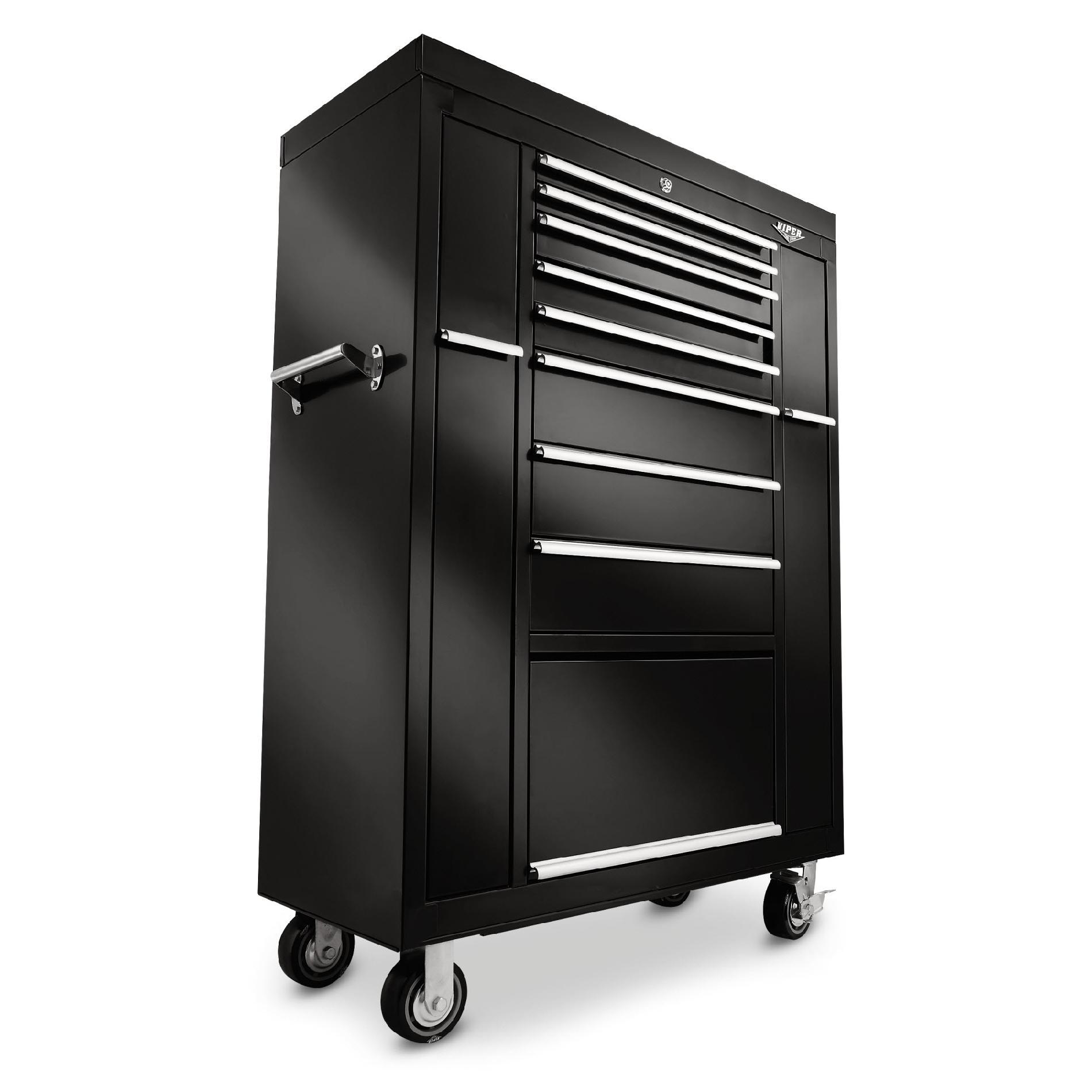 Viper Tool Storage 41- 11-drawer 18g Steel Ultimate