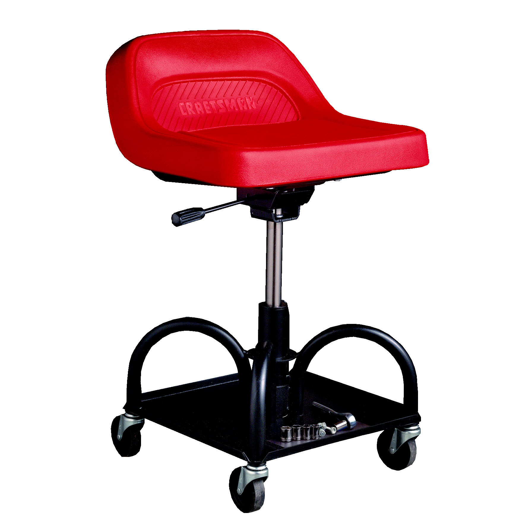 rolling chair parts children s upholstered rocking creeper seat mechanics adjustable keep at sears