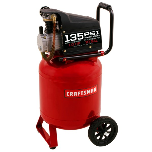 Find In Air Compressors Section Sears