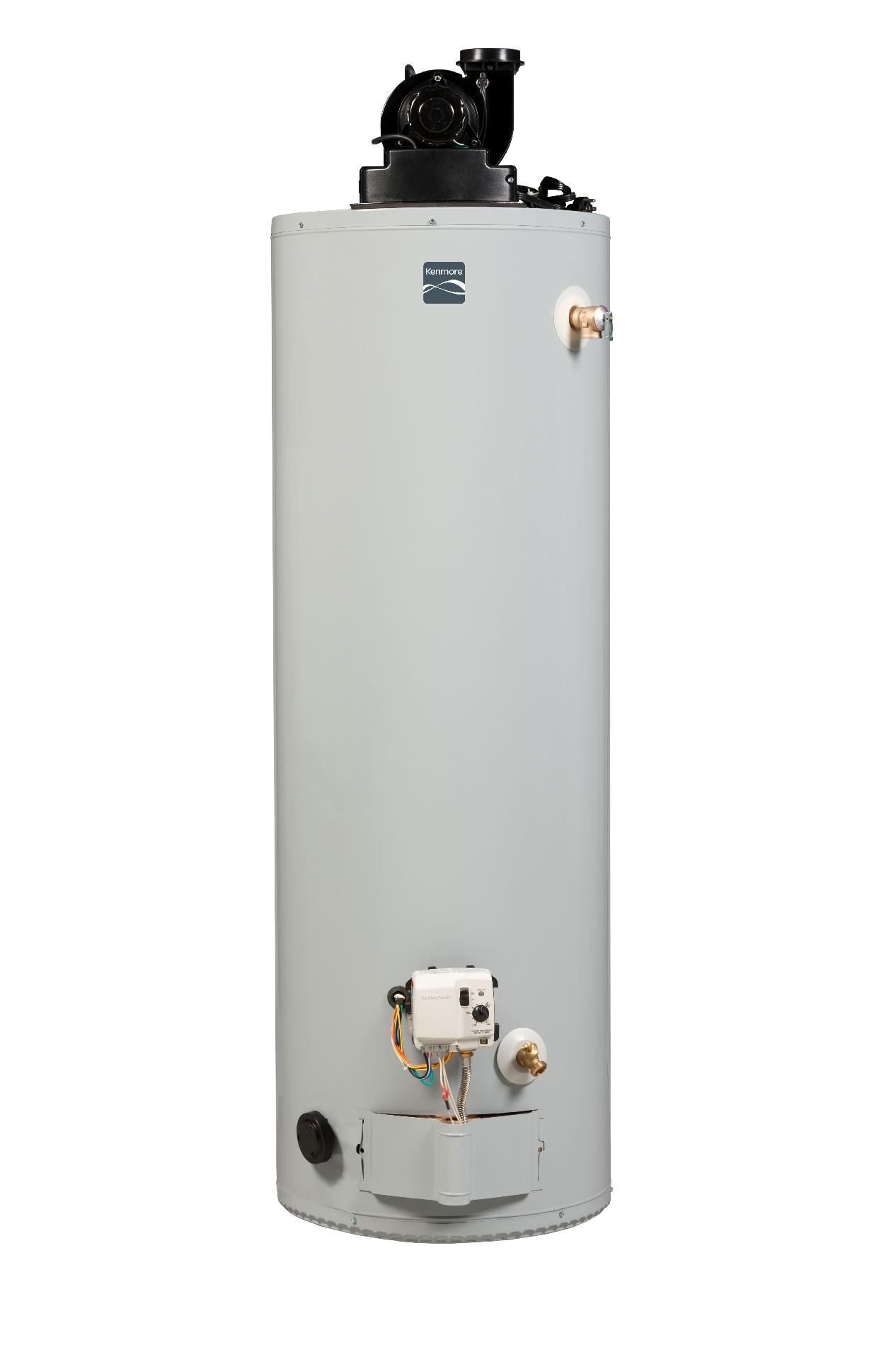 Kenmore 33136 50 gal 6Year Tall Natural Gas Water Heater