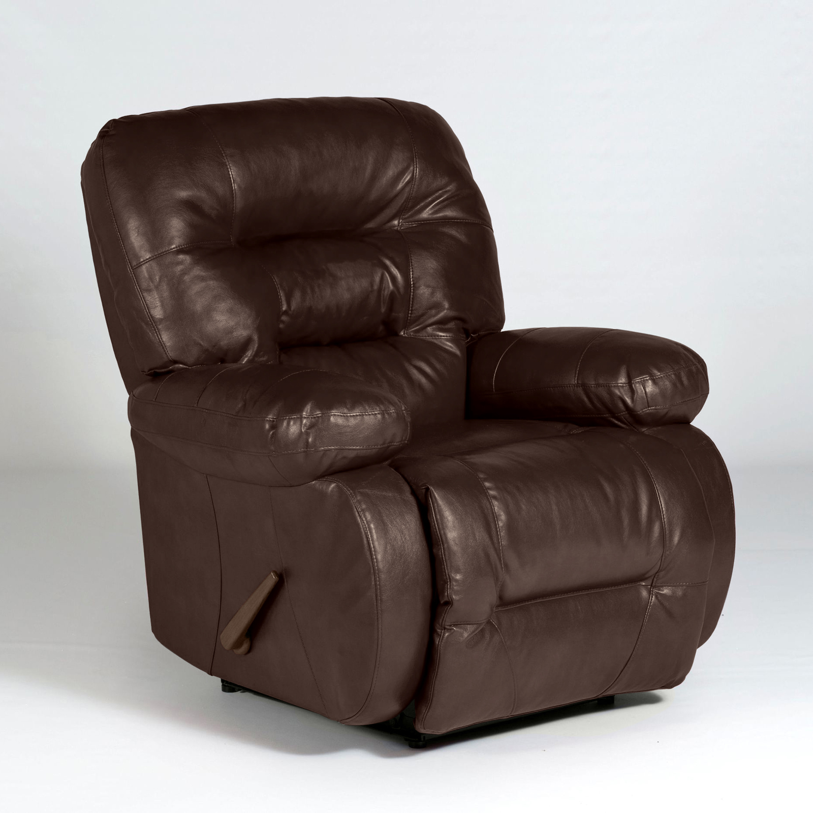 perfect sleep chair recliner pads under legs best home furnishings bradley rocker