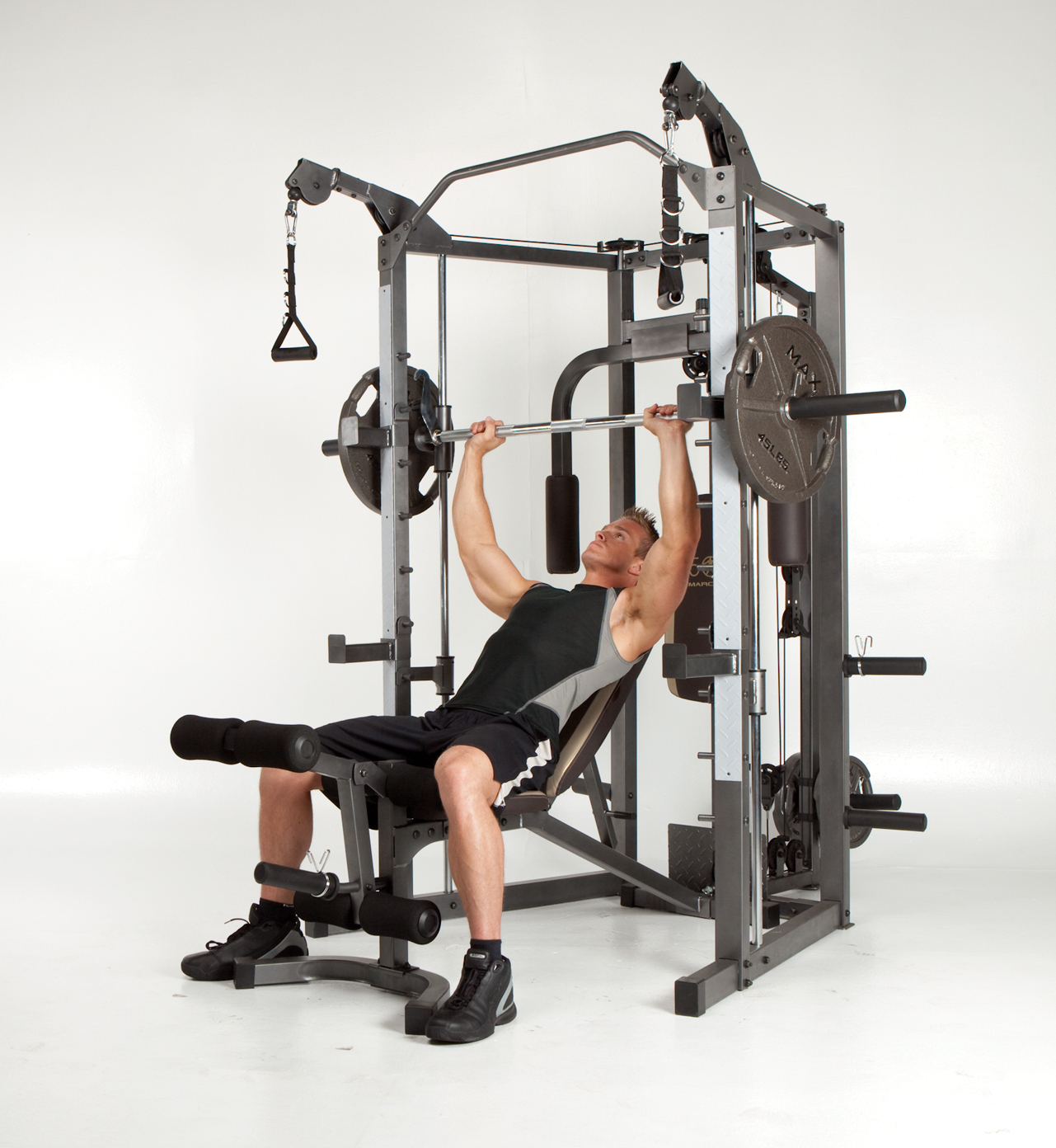 Marcy Combo Smith Machine - Fitness & Sports
