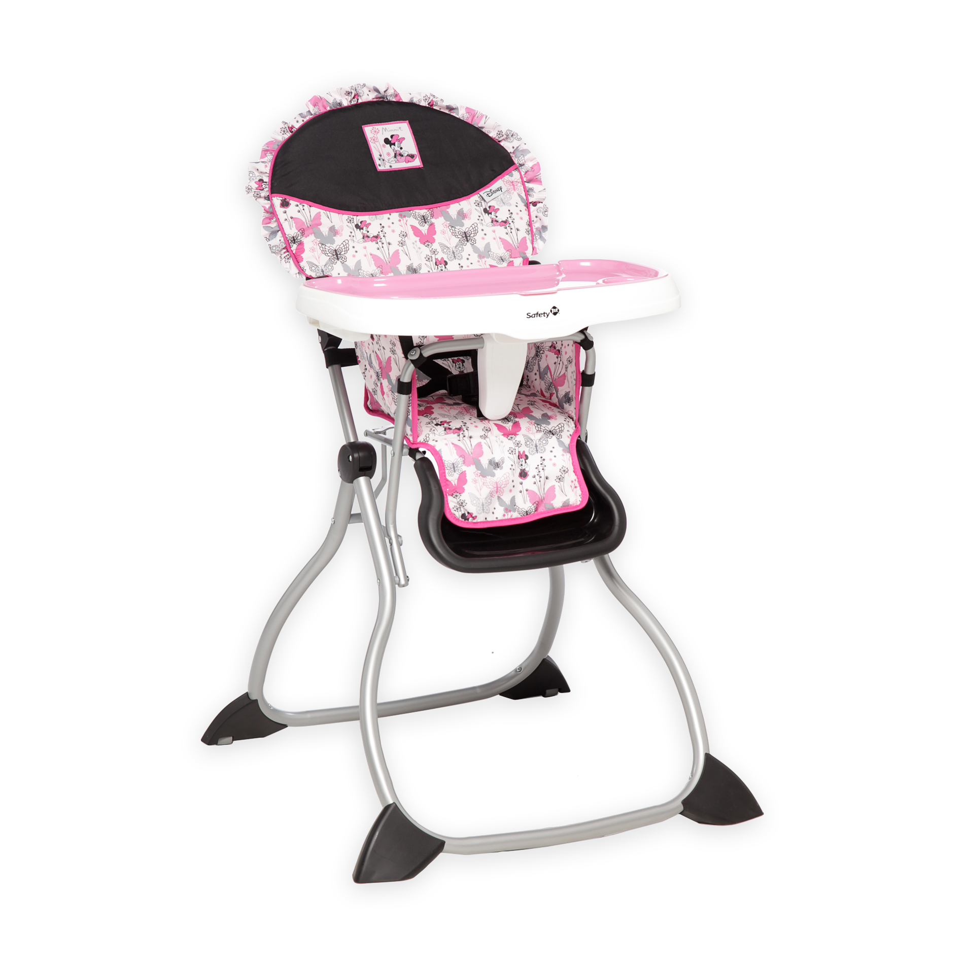Baby Food Chair Disney Fast Pack High Chair Fly Away Minnie