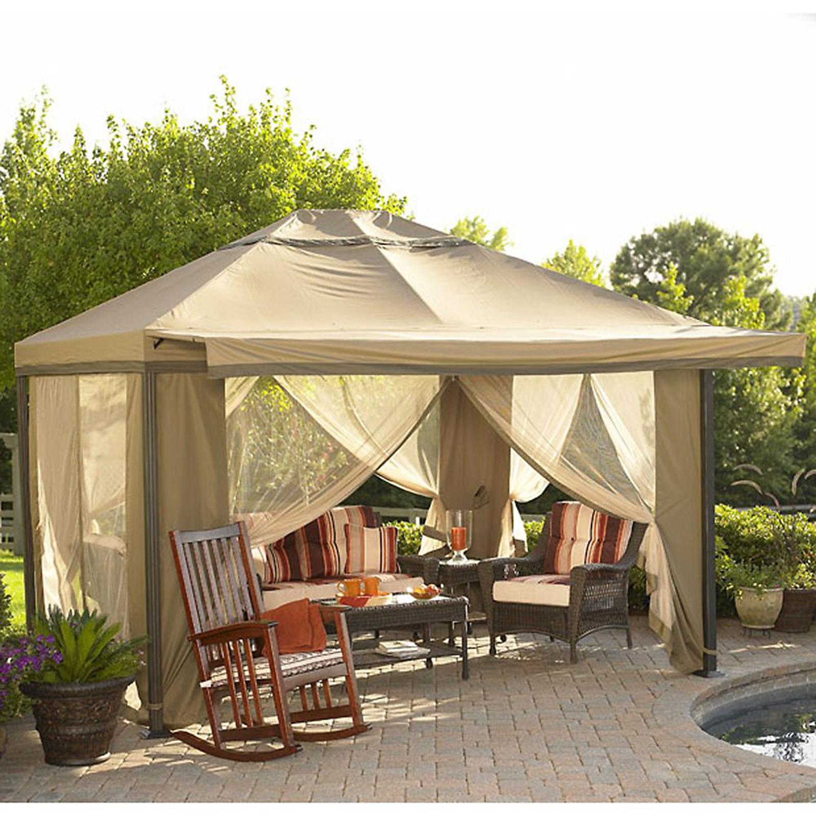 Sears Garden Oasis Gazebo Canopies