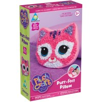 Plush Craft Purr Fect Pillow Kit - Home - Crafts & Hobbies ...