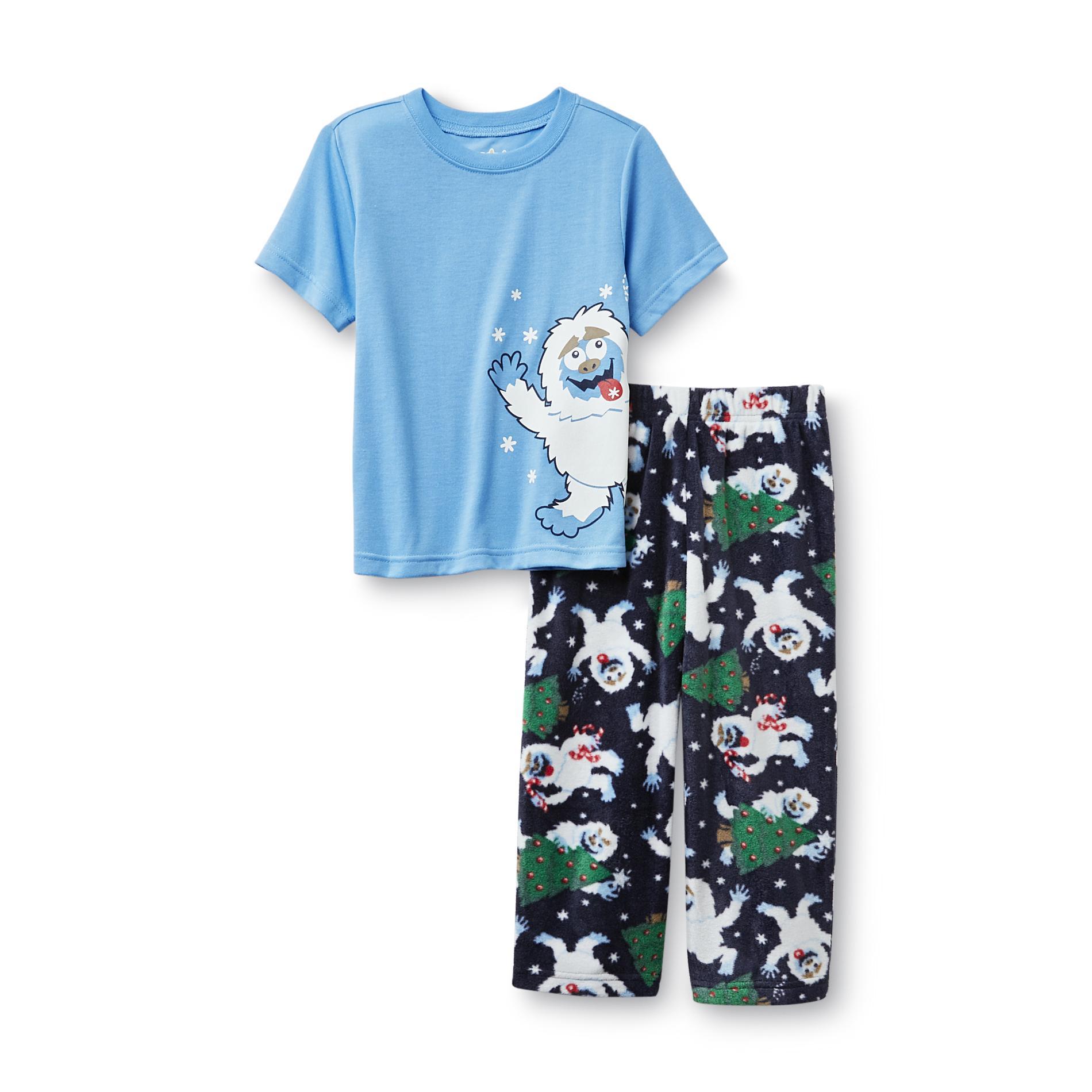 Joe Boxer Infant & Toddler Boy' Pajama Shirt Pants