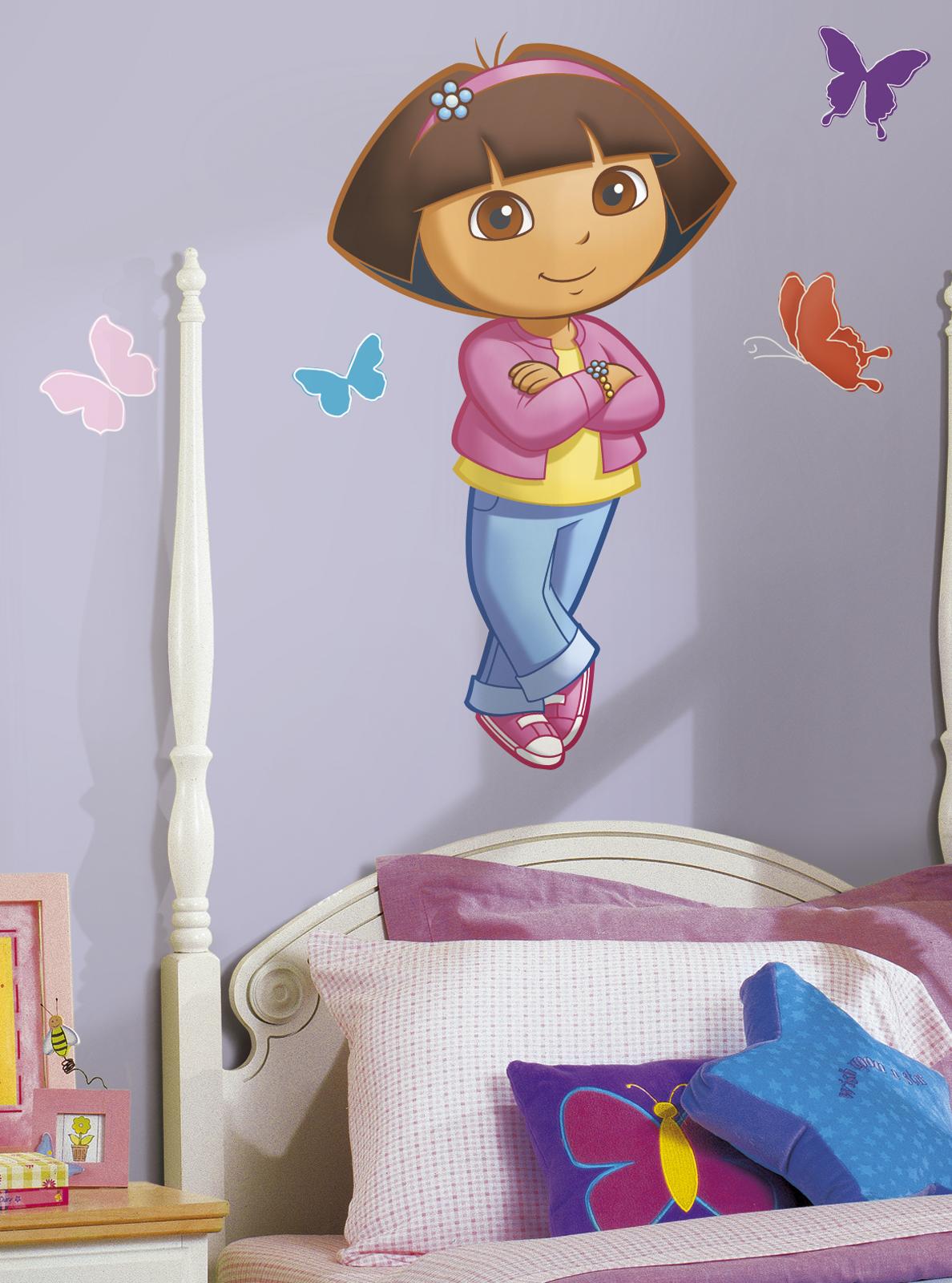Dora the Explorer Wall Decals