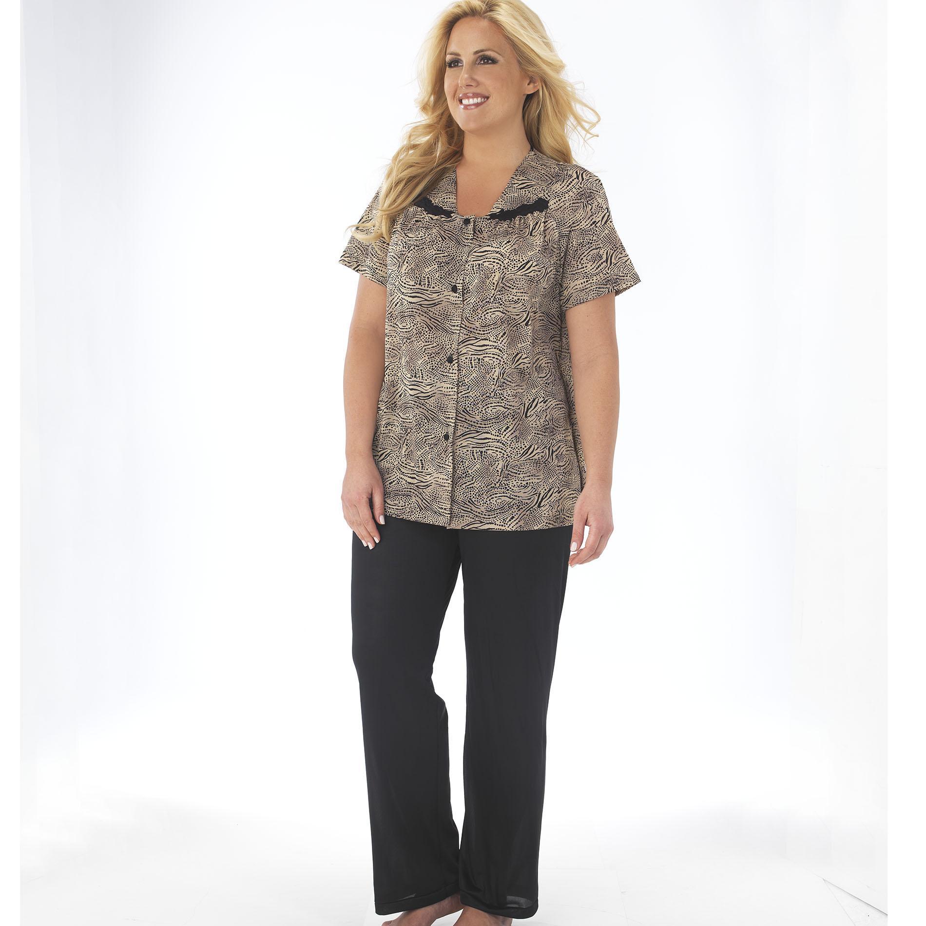 Vanity Fair Pajamas At Sears