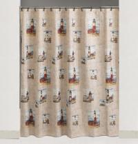Essential Home Point Bay Lighthouse Wastebasket - Home ...