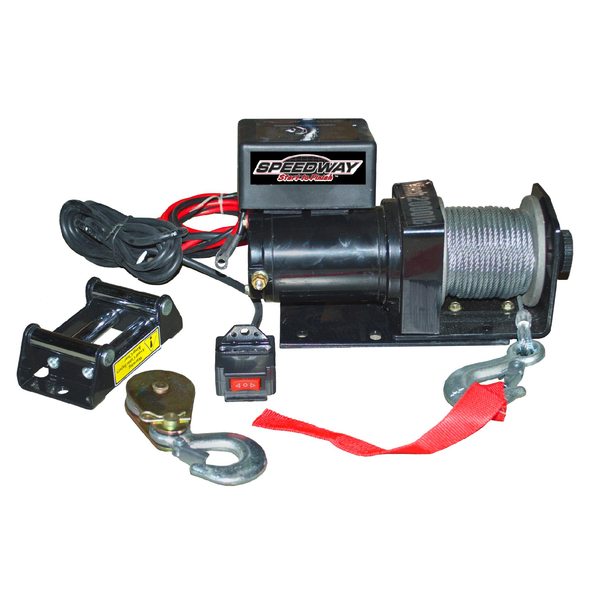 Champion 2000 Lb ATV Winch