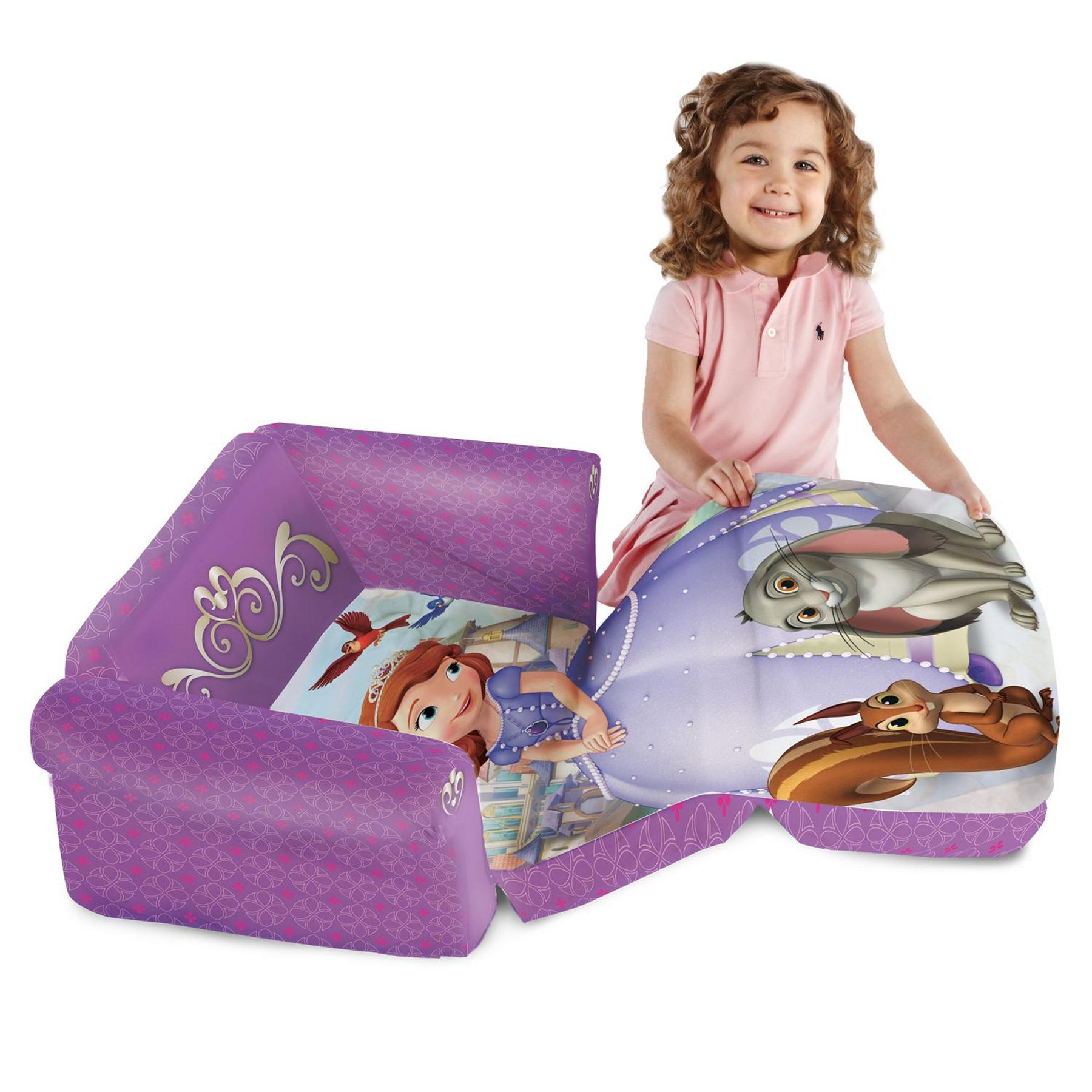 marshmallow flip open sofa disney toy story tov furniture camden linen grey kids decal for ikea