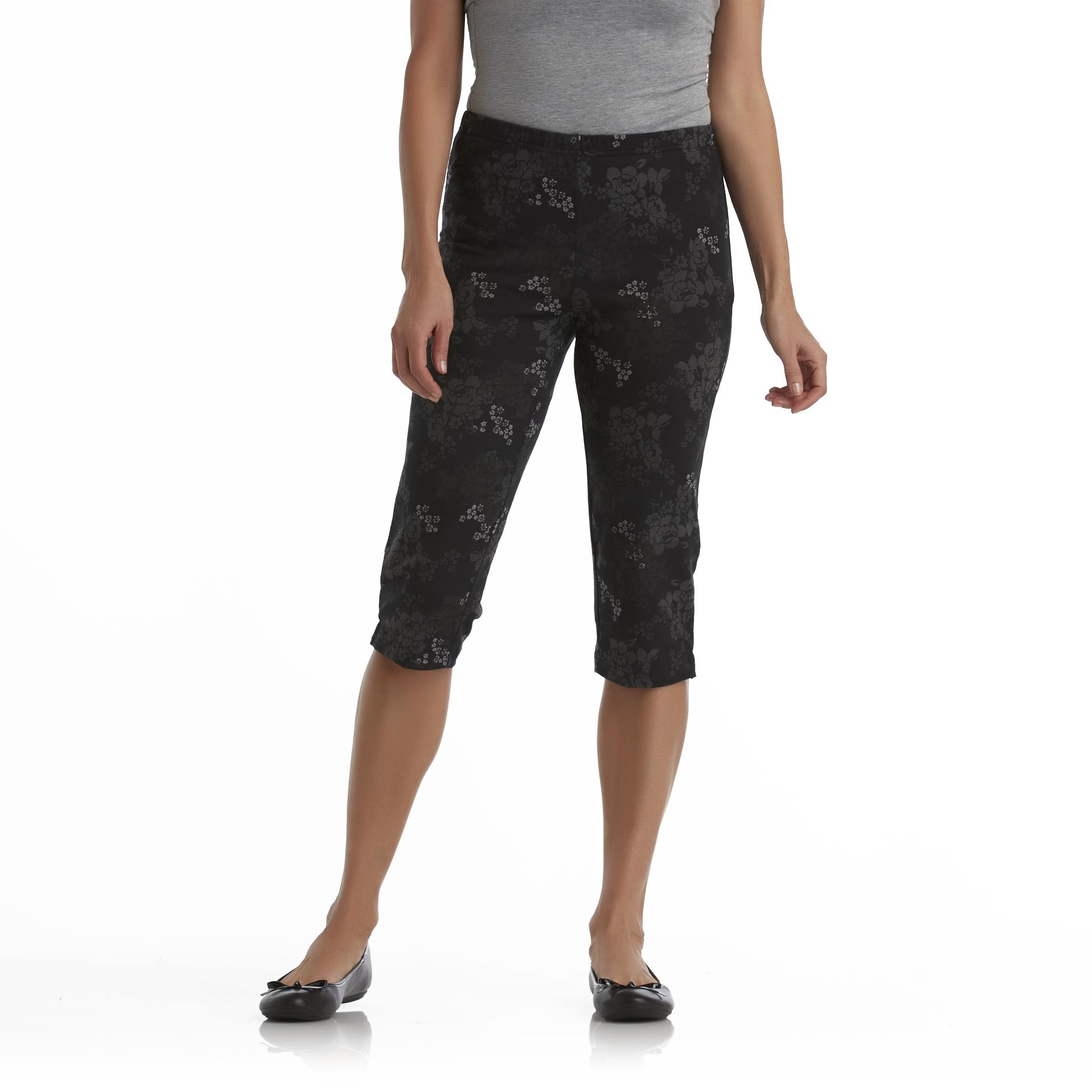 Basic Editions Capris Pants Women