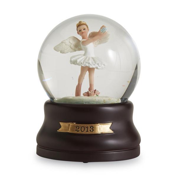 Essential Home Musical Snow Globe - Sugar Plum Fairy 11.24