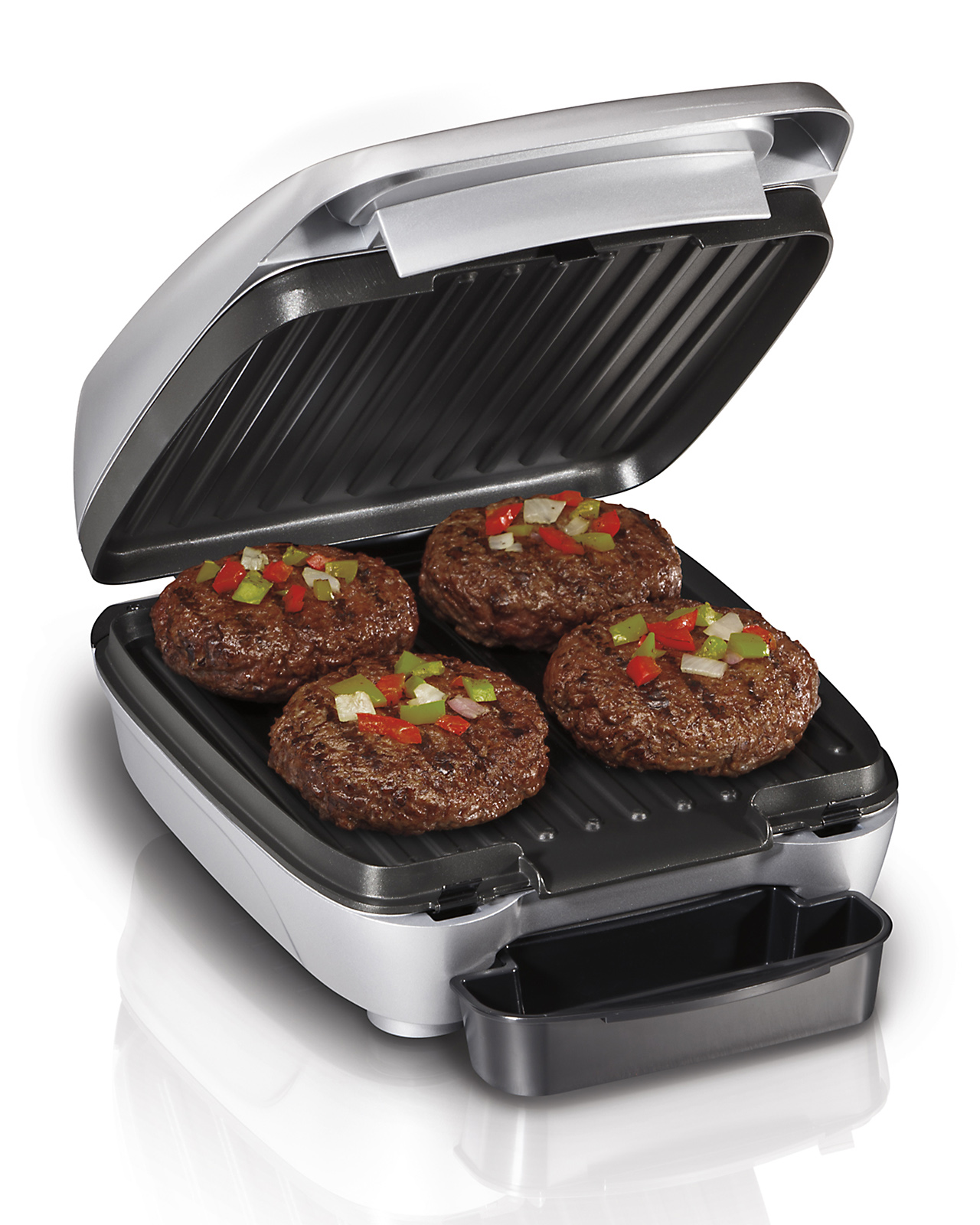 Hamilton Beach Brands . 25359 Countertop Grill With Removable Plates Model