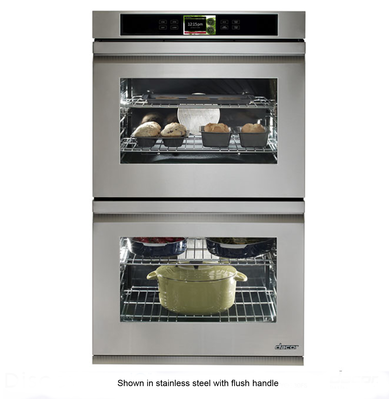 Dacor Double Wall Ovens Home Design Ideas Oven Wiring Diagram