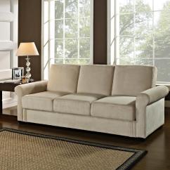 Comfort Dreams Memory Foam Sofa Sleeper Mattress Small Black Table Serta Dream Tivoli Convertible Light Brown Home