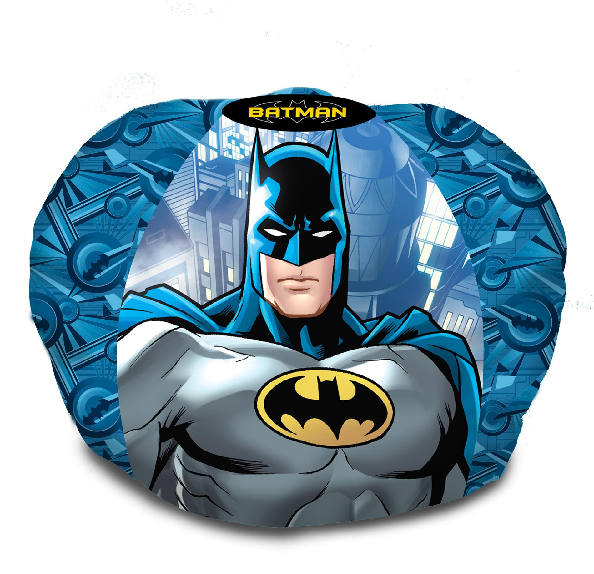 superhero bean bag chair reupholster a with leather batman toys decor and clothing