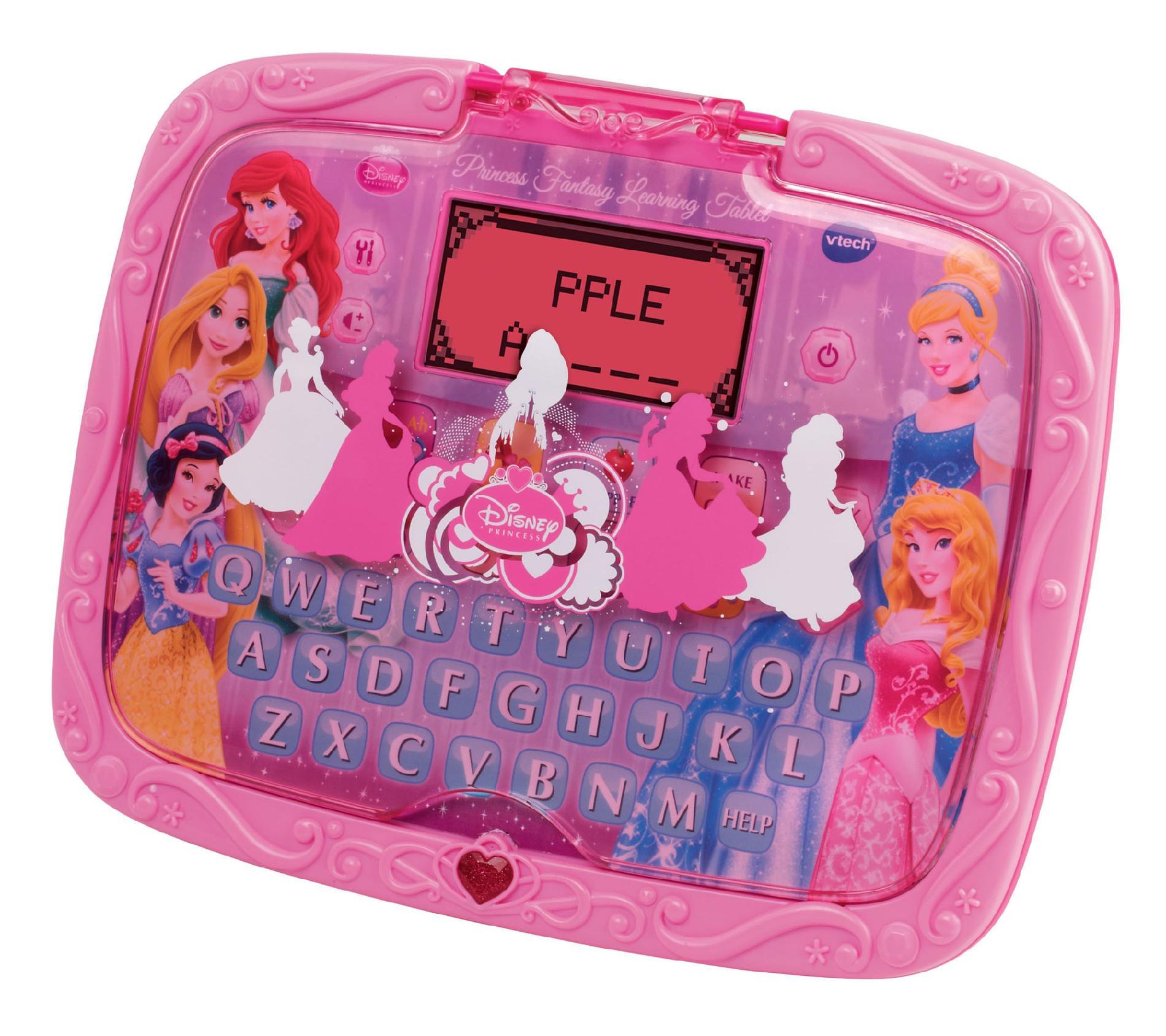 Vtech Disney Princess Fantasy Learning Tablet Toys