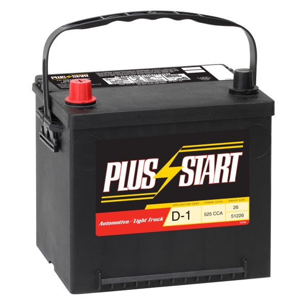 Start Automotive Battery - Group Size Ep-26 With Exchange Online