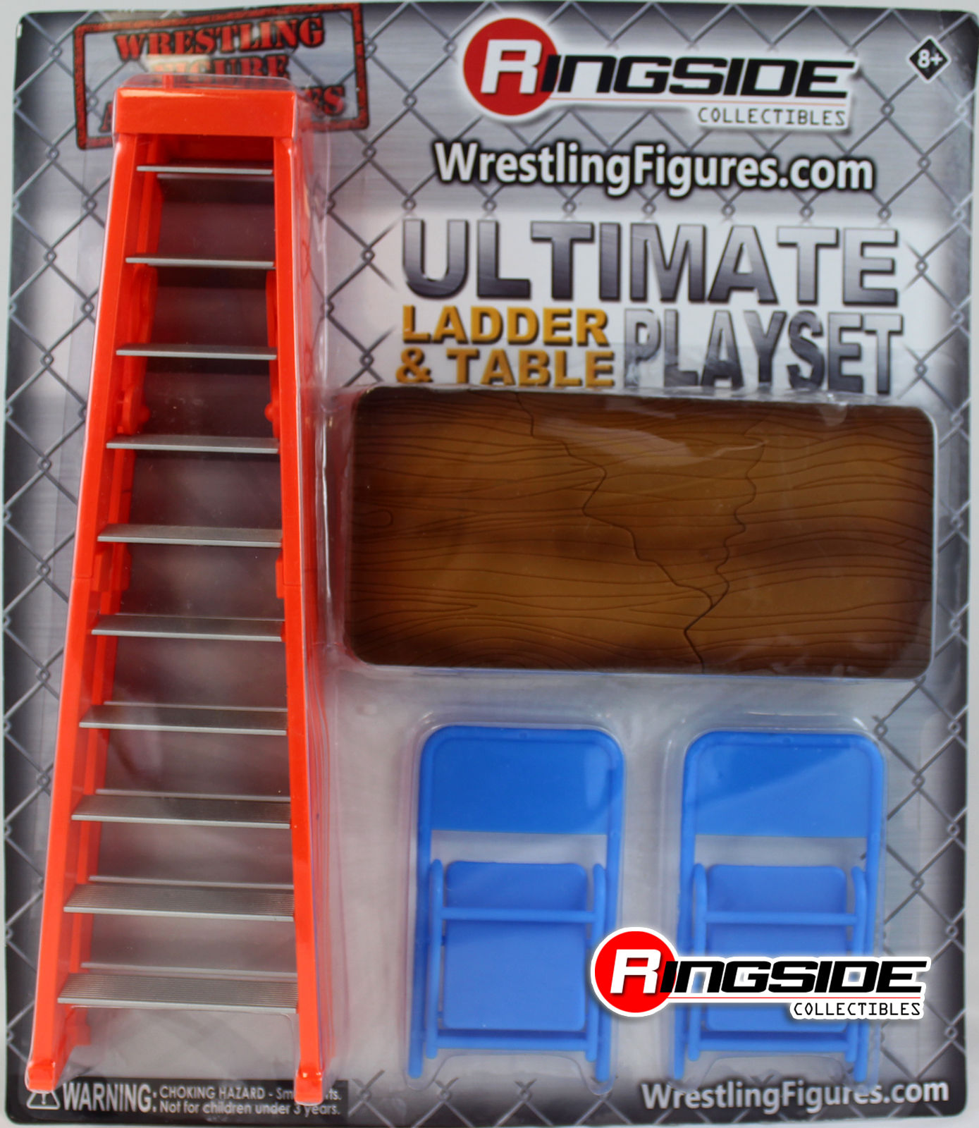wrestling chairs for sale helinox ground chair wwe ultimate ladder and table play set orange ringside