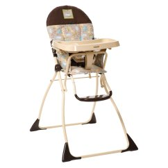 How To Fold Up A Cosco High Chair Custom Folding Chairs Dorel Juvenile Flat Kontiki Baby