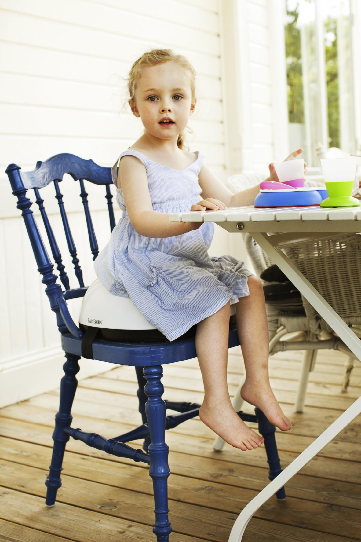 baby bjorn booster chair safety first wooden high babybjorn white gear chairs 2