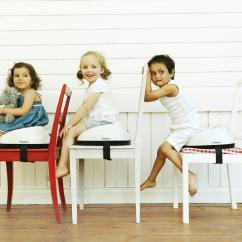 Baby Bjorn Booster Chair Zero Gravity Babybjorn White Gear High Chairs 3