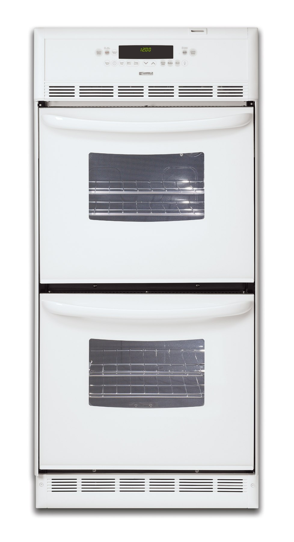 Kenmore 40612 24 Manual Clean Double Wall Oven