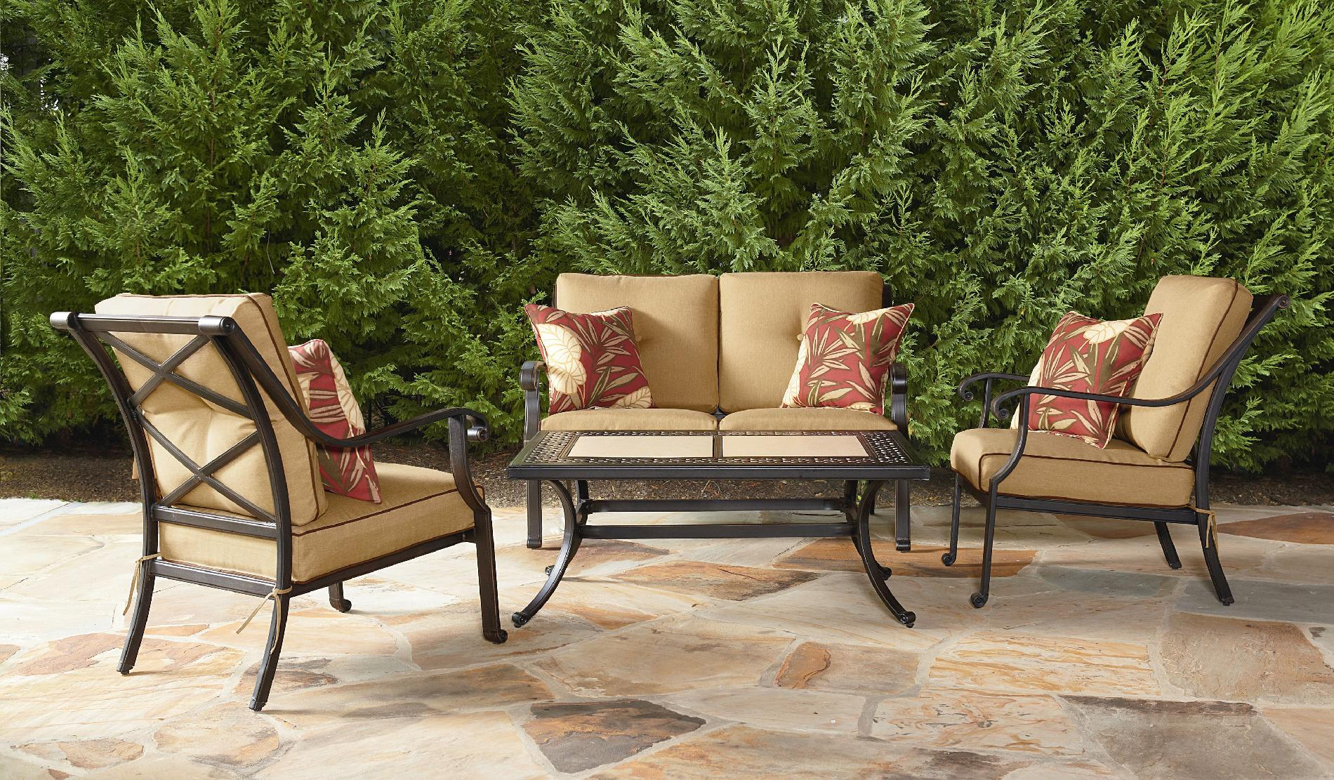Patio Casual Seating Sets