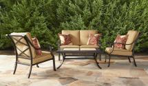 Grand Resort Thomas 4 Pc. Casual Seating Set