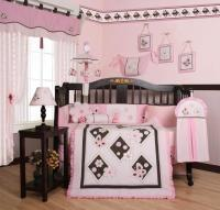 GEENNY Horse Western CowGirl 13PCS Crib Bedding Set - Baby ...