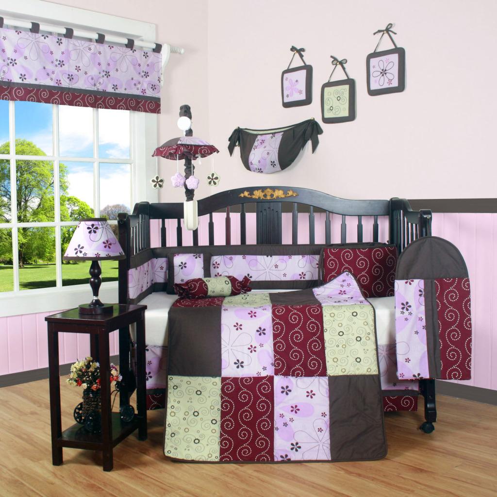 Geenny Love Circle 13pcs Crib Bedding Set - Baby