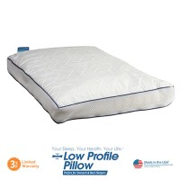 Dr Breus Pillow Low Profile Pillow - Home - Bed & Bath ...