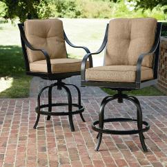 Outdoor Bar Chairs Folding Chair Buy La Z Boy Charlotte 2pk Patio Stools