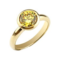 Rings: Cubic Zirconia