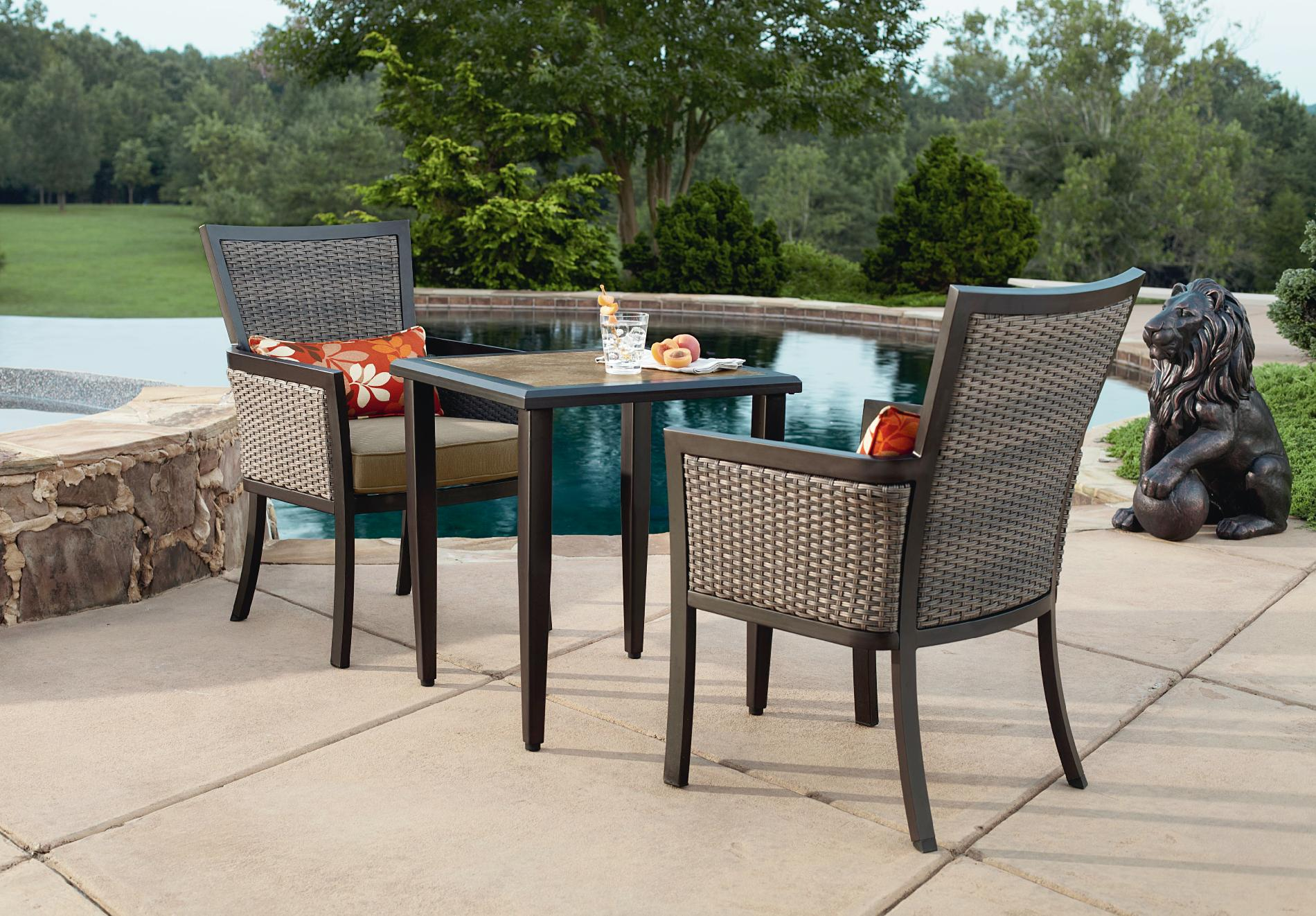Ty Pennington Style Madison 3 Piece Bistro Set Limited